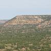 Llano Escarpment
