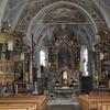 Längenfeld Pfarrkirche-Interior
