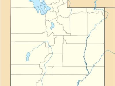 Loa Utah Is Located In Utah