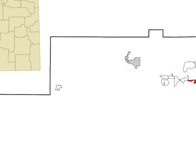 Location Of Laguna New Mexico