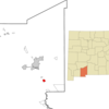 Location Of Vado New Mexico