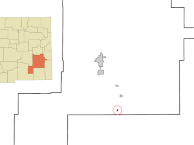 Location Of Lake Arthur New Mexico