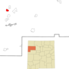 Location Of Nakaibito New Mexico