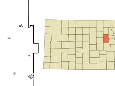 Location Of Abilene Kansas