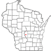 Location Of Adams Wisconsin