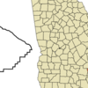 Location In Bacon County And The State Of Georgia