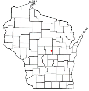 Location Of Amherst Wisconsin