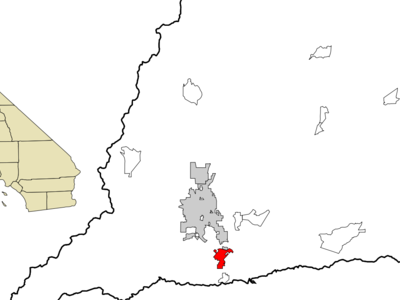 Location In Shasta County And The State Of California