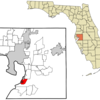 Location In Hillsborough County And The State Of Florida