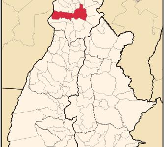 Location Of Araguana