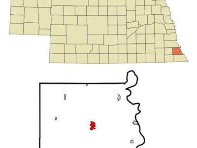 Location Of Auburn Nebraska