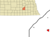 Location Of Aurora Nebraska
