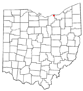 Location Of Avon Ohio