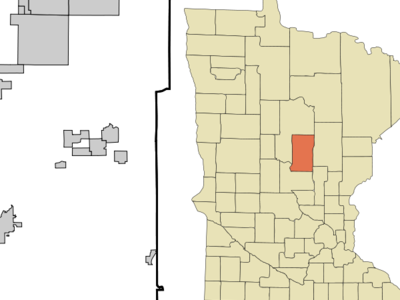 Location Of Baxter Minnesota