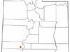 Location Of Beaver Utah
