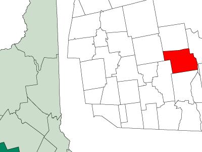 Location In Hillsborough County New Hampshire