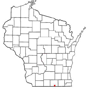 Location Of Beloit In Wisconsin