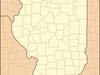 Location Of Belvidere Within Illinois