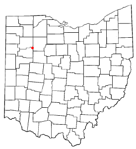 Location In The State Of Ohio