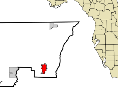Location In Holmes County And The State Of Florida