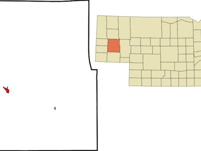 Location Of Bridgeport Nebraska