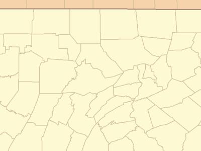 Location Of Bridgeville In Pennsylvania