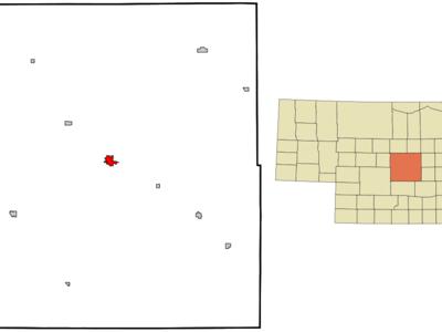 Location Of Broken Bow Nebraska