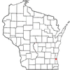 Location Of Brown Deer Wisconsin