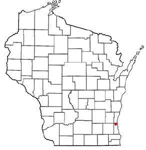 Location Of Brown Deer Wisconsin