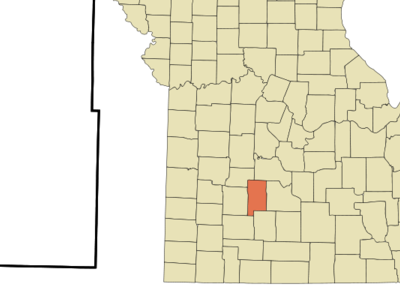 Location Of Buffalo Missouri