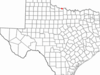 Location Of Burkburnett Texas