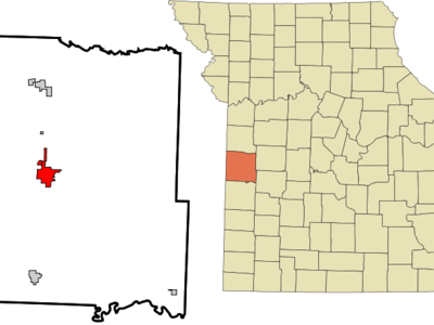 Location Of Butler Missouri