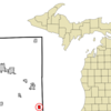 Location Of Bryon Within Shiawassee County Michigan