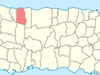 Location Of Camuy In Puerto Rico