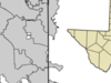 Location In Dallas County And The State Of Texas