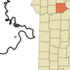 Location Of Carrollton Missouri