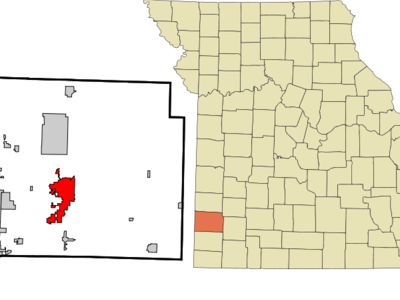 Location Of Carthage Missouri