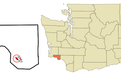 Location Of Cathlamet Washington