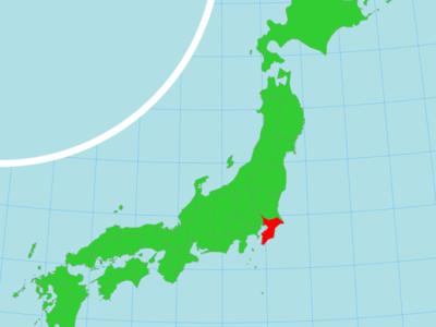 Location Of Chiba Prefecture