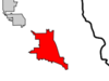Location In Chilton County And The State Of Alabama