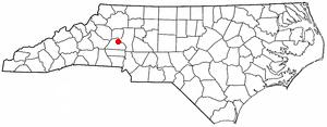 Location Of Claremont North Carolina