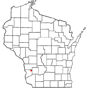 Location Of Clayton Wisconsin