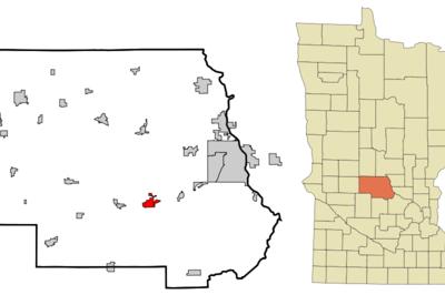 Location Of Cold Spring Minnesota