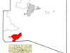 Location In Pueblo County And The State Of Colorado