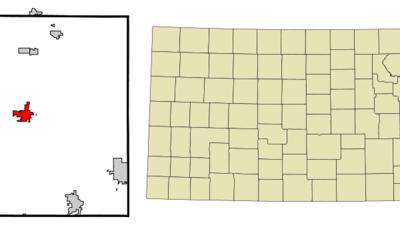Location Of Columbus Kansas