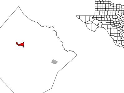 Location Of Columbus Texas