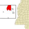 Location Of Corinth Mississippi