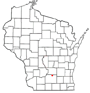 Location Of De Forest Wisconsin