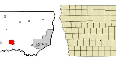 Location Of Dewitt Iowa