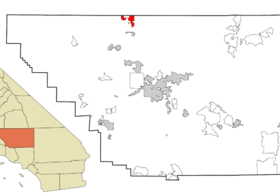 Location Of Delano California